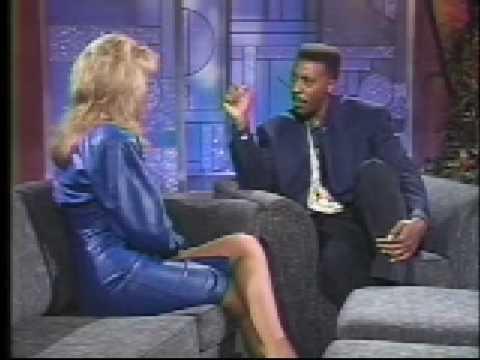 Deidre On Arsenio Hall show (1991) part 1