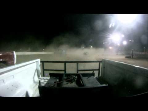 El Paso County Speedway  09-08-12 Hobby Trucks