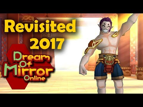 Revisiting DOMO  - Dream Of Mirror Online - 2017