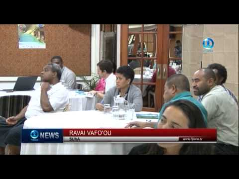 Fiji One News Bulletin 23/06/15