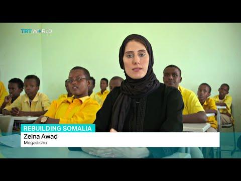 Ray hope for Somalia's orphans, Zeina Awad reports