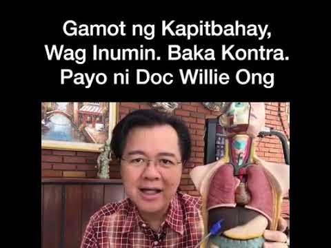 Alak : Baka Bawal Isabay sa Gamot Mo. Pwede Makamatay - Payo ni Doc Willie Ong #613