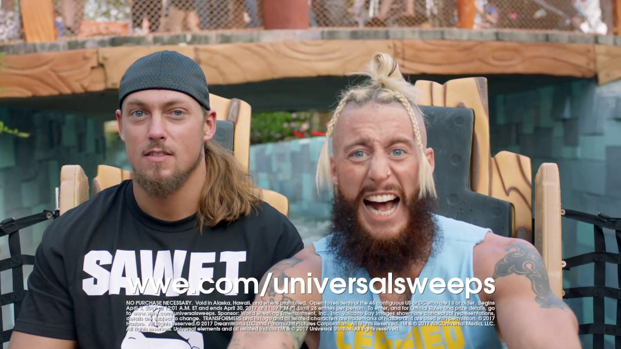 Enzo & Cass Universal Sweeps - Promotional video for 2017 Enzo & Cass Universal Sweepstakes