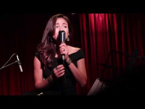 Zinco Big Band - Director Christian Bernard - I Only Have Eyes For You ft. Nana Mendoza