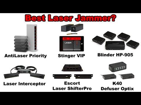 Best Laser Jammers of 2017