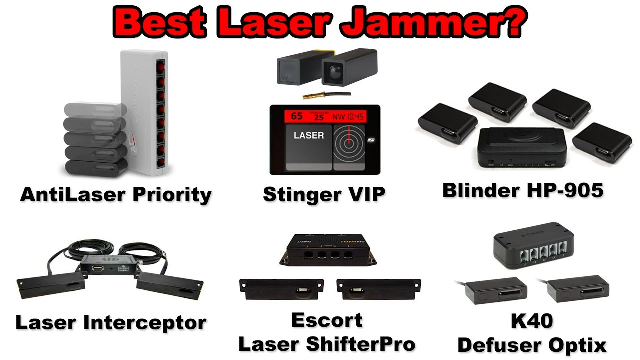 Best Laser Jammers of 2017