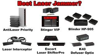best laser jammers of 2016