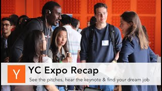 Work at a Startup Expo 2019