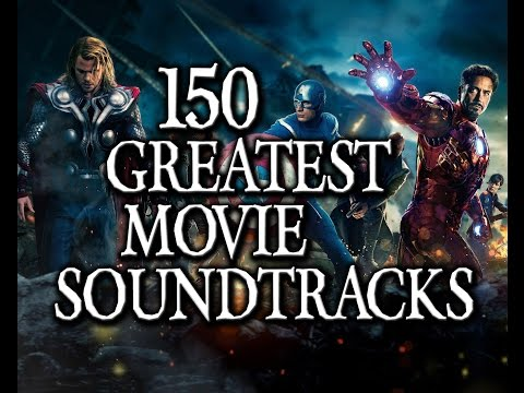 150 of the Greatest Movie Soundtracks