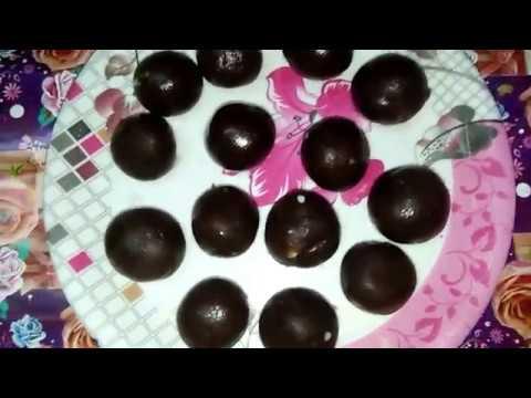 Kids Kay Liye Testy Ladoo  Chocolate Balls Testy Balls