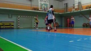 Новая Каховка тренировка баскетбол 27.07.2017 (4 часть)