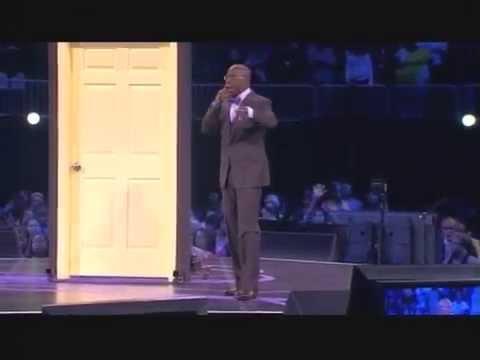 """Pastor Van Moody """"Why Can't I Open The Door"""""""