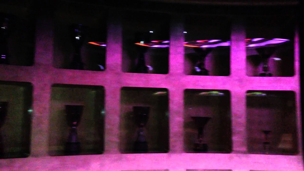Sala Trofei Casa Milan  YouTube