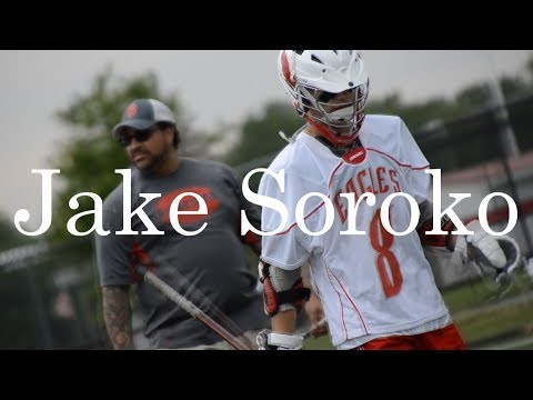 Jake Soroko - Class of 2017 - All-Conference Attack & Offensive MVP