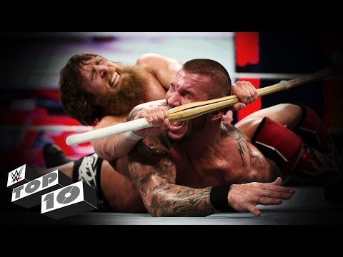 Extreme Street Fight Moments: WWE Top 10, April 25, 2015