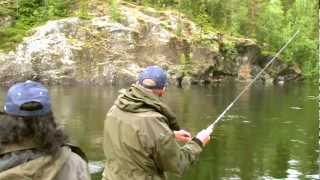 Рыбалка в Швеции, Сторуман - лето (часть 2) / Fishing in Sweden