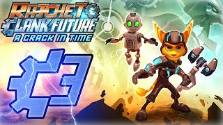 Прохождение Ratchet & Clank A Crack In Time - Часть 3 - Clank