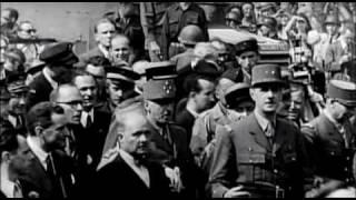 """""""La Nueve"""" ou les oubliés de la victoire (extrait) - une vidéo Actu et Politique."""
