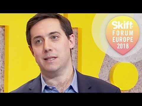 Bernstein Senior Analyst, European Leisure and Hotels at Skift Forum Europe 2018