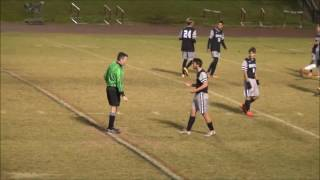 4A Playoff R3 Highlights - Nov 10 Hough vs Page 5-4