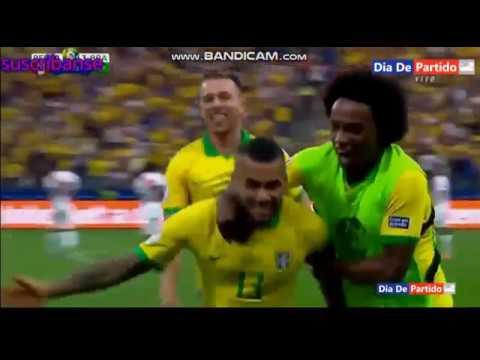 Resultados Brazil VS Peru  Goles Buenisimos-Golazo TV