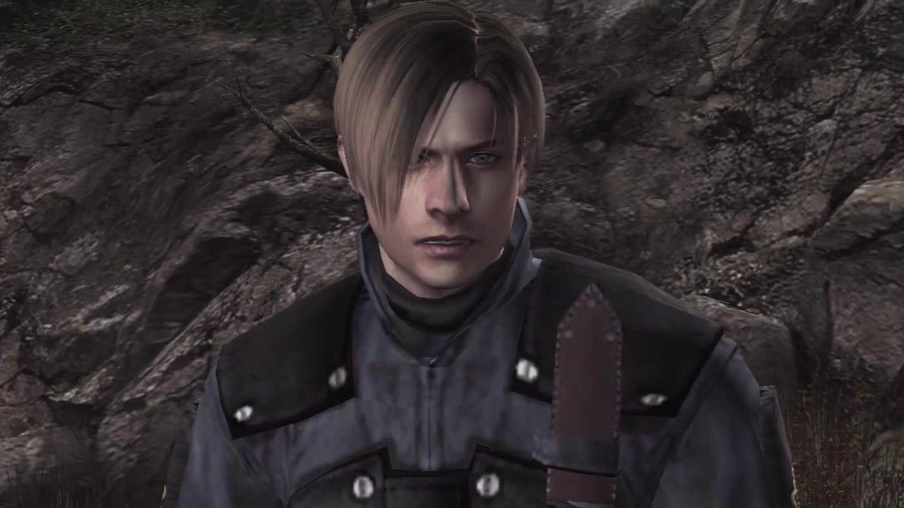 Resident Evil 4 Hd Cutscenes R P D Costume Chapter 1