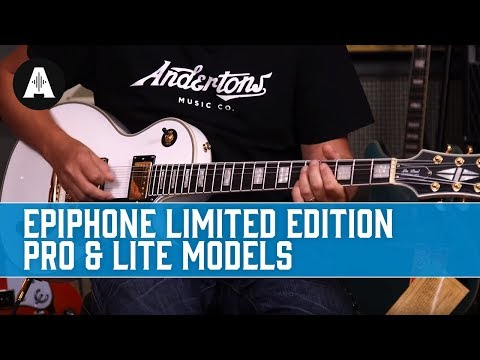 epiphone-limited-edition-guitars---classics-with-a-twist!