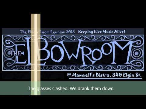 The Elbow Room Song