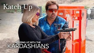 """Keeping Up With the Kardashians"" Katch-Up S14, EP.9 