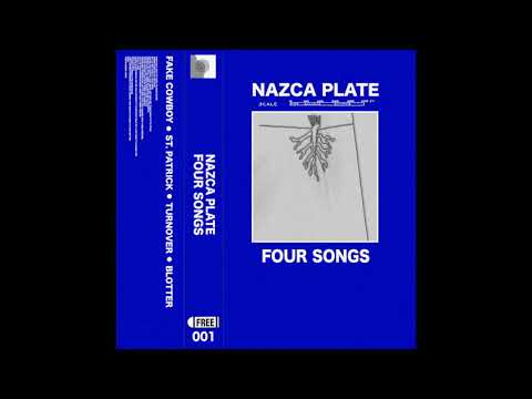 NAZCA PLATE - FOUR SONGS