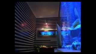 видео Подвесной аквариум