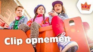 IK DURF NIET NAAR BENEDEN TE KIJKEN! (Vlog 84 - Fitlala) - Kinderen voor Kinderen