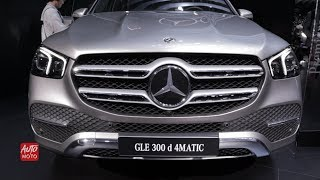 2020 Mercedes AMG GLE 300d 4Matic - Exterior And interior Walkaround - 2018 Paris Motor Show