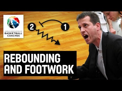 Rebounding and Defensive Footwork - Torsten Loibl - Basketball Fundamentals