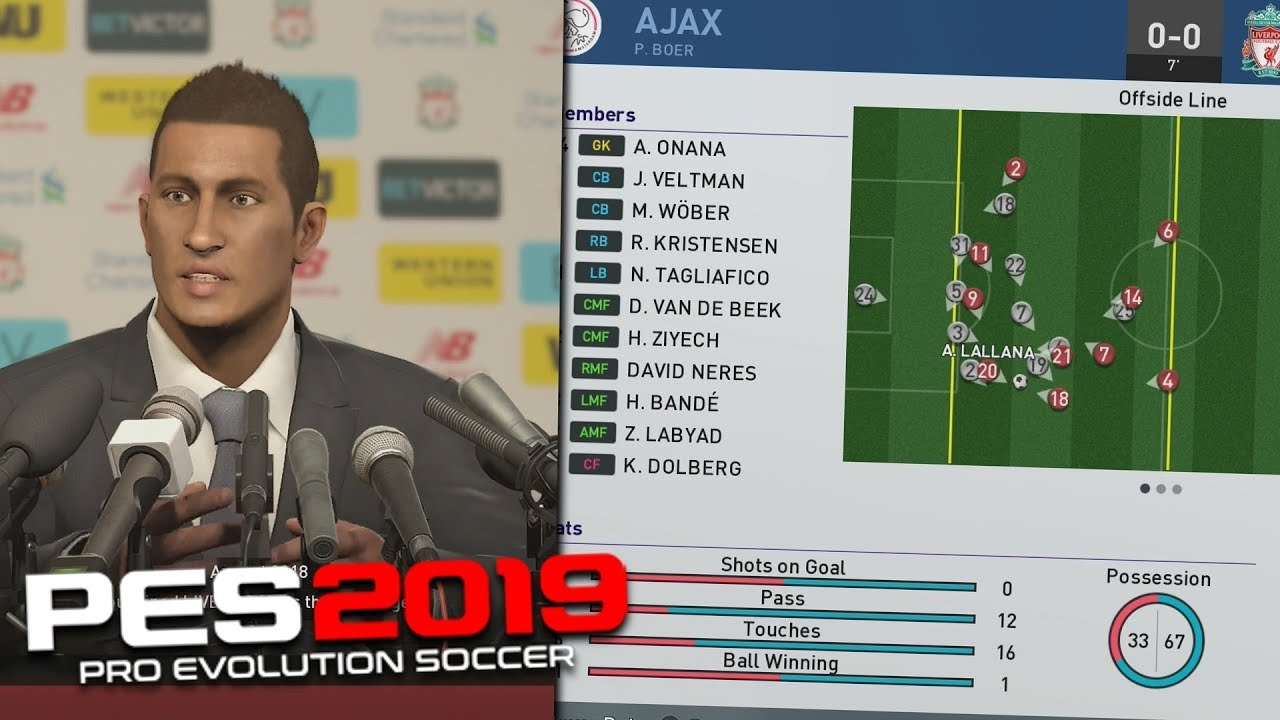9 REASONS WHY PES MASTER LEAGUE IS BETTER THAN FIFA 19 CAREER MODE