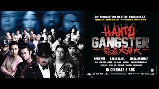 WE ARE GANGSTER! NameweeX5forty2XAshtaka Malaysia 4 Languages Rap