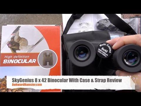Dealswagen 10x50 Marine Fernglas Mit Entfernungsmesser Und Kompass Bak 4 : Skygenius 8x42 binocular with case & strap review youtube