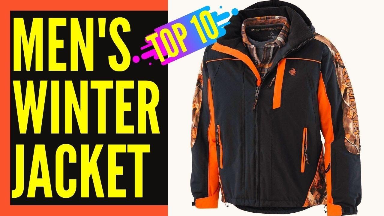 Top 10 Best Winter Jackets for Men || Best Winter Jackets 2017 ...