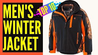 Top 10 Best Winter Jackets for Men || Best Winter Jackets Reviews