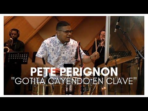 """MEINL Percussion - Pete Perignon - """"Gotita Cayendo en Clave"""""""