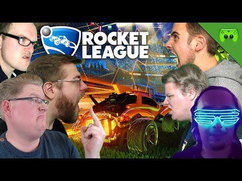 INTERNE 3VS3 RIVALITÄTEN 🎮 Rocket League #64