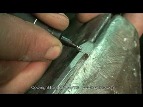 Laguiole.com® Le Couteau Laguiole Origine Paquebot FRANCE