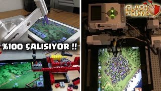 7/24 OYUNDA AKTİF KALMA YÖNTEMİ !!! (%100 Etkili) | Clash Of Clans