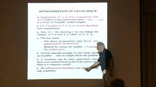 Lecture 3 Part 1: Approximate Dynamic Programming Lectures by D. P. Bertsekas