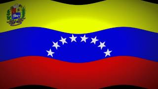 Флаг Венесуэлы/la bandera de la República Bolivariana de Venezuela/the flag of the Bolivarian Republ