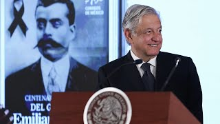Homenaje a Emiliano Zapata con boleto del Metro, billete de Lotería Nacional y timbre postal