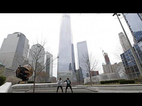 شاهد: نيويورك، صمت في شوارع مدينة لم تتعود على النوم  - نشر قبل 12 ساعة
