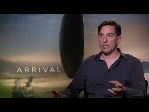 OSCAR-Nominated ARRIVAL Screenwriter Eric Heisserer extended interview