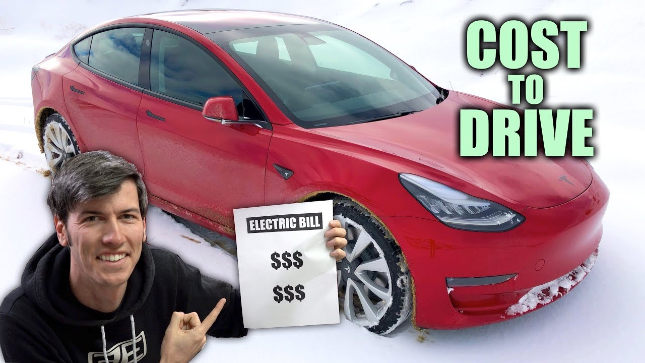 Why Electric Cars Are So To Drive My Tesla Model 3 Bill