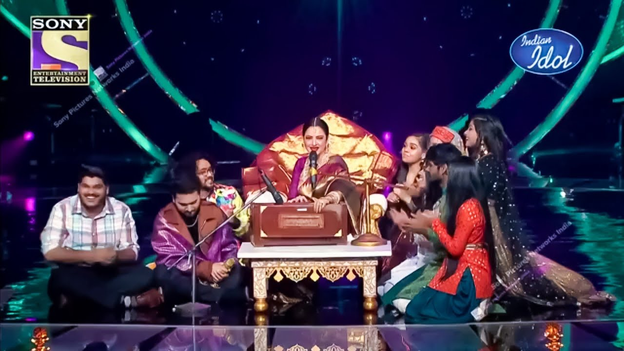 Download Indian idol 12 | Today's Full Episode Video | Rekha Ji Special  | 2021
